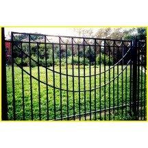 Каркас ограждения (забор)
