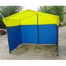 Палатка торговая с каркасом 2х2,5